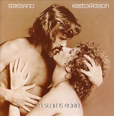 A Star is Born 1976 Album Cover